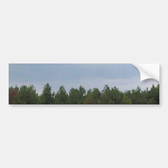 Sky & Clouds Bumper Sticker