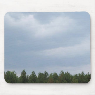 Sky & Clouds Mouse Pad