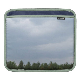 Sky & Clouds Sleeves For iPads
