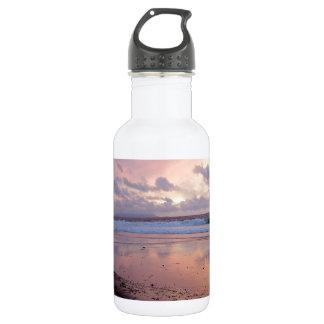 Sky Coastal Heaven 18oz Water Bottle