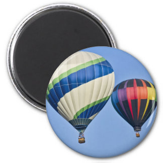 Sky Color 2 Inch Round Magnet