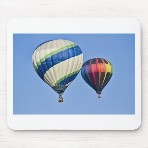 Sky Color Mouse Pad