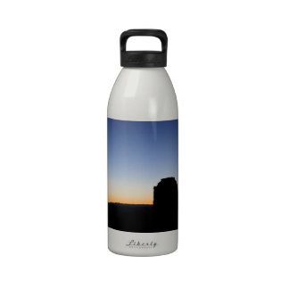 Sky Colours Of Night Reusable Water Bottles