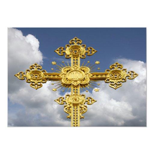 Sky, Cross Card