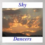 Sky Dancers Poster