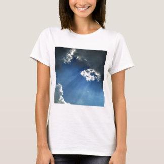 Sky Dark Glow Clouds T-Shirt