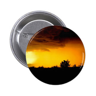 Sky Disturbed View Pinback Buttons