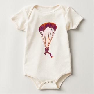 SKY DIVE BASE BABY BODYSUIT
