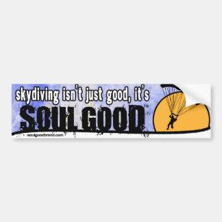 Sky Dive Bumper Sticker - Soul Good Car Bumper Sticker