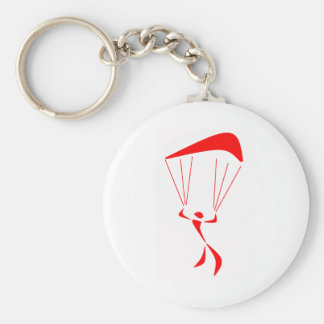 SKY DIVE FAME KEYCHAIN