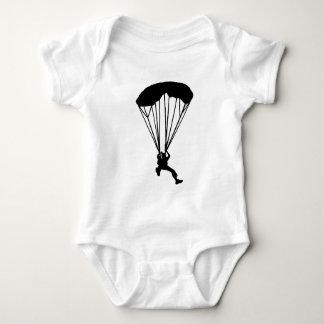 SKY DIVE NIGHT BABY BODYSUIT