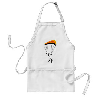 SKY DIVE STAGE ADULT APRON