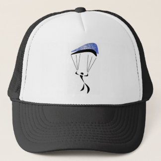 SKY DIVE STEADY TRUCKER HAT