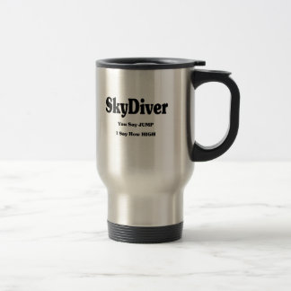 Sky Diver Coffee Mug