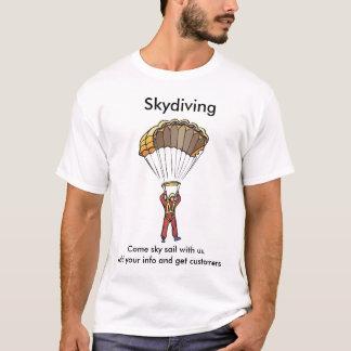 Sky Diving Company T-Shirt