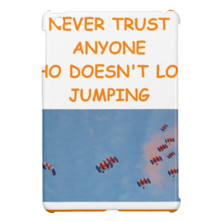 sky diving cover for the iPad mini