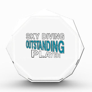 SKY DIVING OUTSTANDING PLAYER AWARD