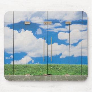 Sky Door Mouse Pad