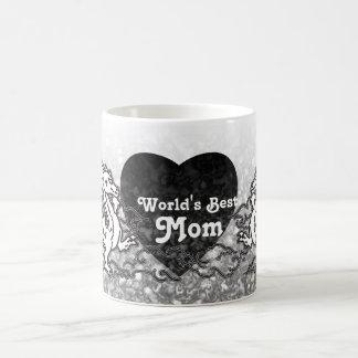 Sky Dragon: World's Best Mom Magic Mug