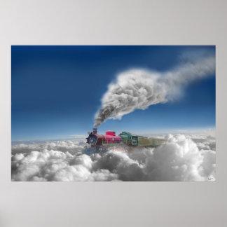 Sky Express Print