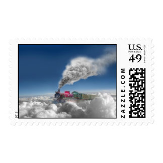 Sky Express Stamp