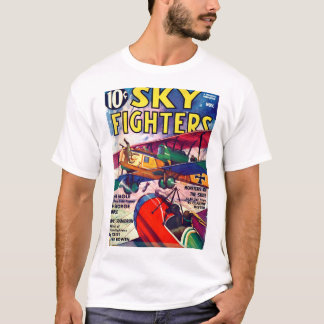 Sky Fighters - Nov 1937a_Pulp Art T-Shirt
