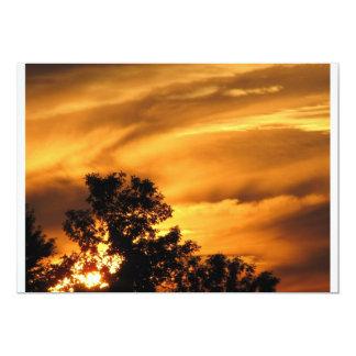 Sky Fire Card