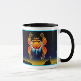 Sky Fire Mug