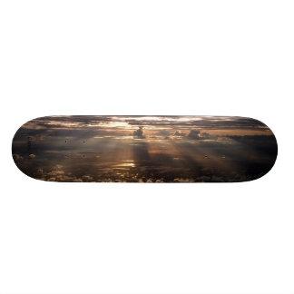 Sky Flyer Skateboard
