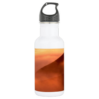 Sky Fog Coastal Hills Mendocino California 18oz Water Bottle