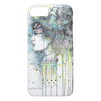 Sky Gypsy Bohemian Fantasy Art by Molly Harrison iPhone 8/7 Case