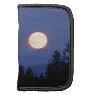 Sky Harvest Moon Wyoming Organizer