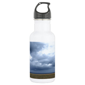 Sky Here Comes The Rain 18oz Water Bottle