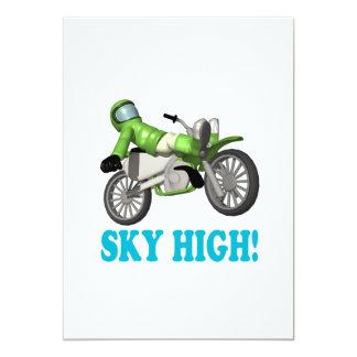 Sky High 2 Card