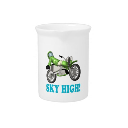 Sky High 2 Pitcher