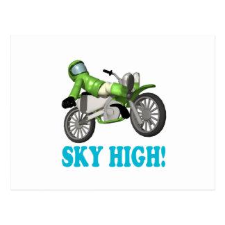 Sky High 2 Postcard