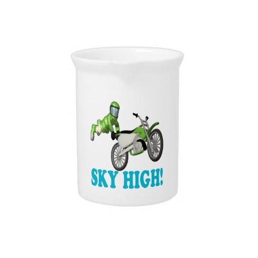 Sky High 3 Beverage Pitcher