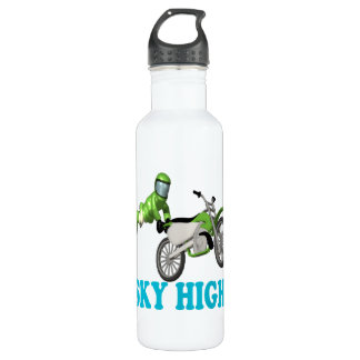 Sky High 3 Stainless Steel Water Bottle