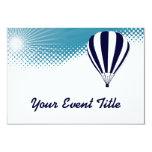 sky high ballooning custom announcements