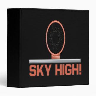 Sky High Binder