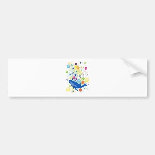 Sky_High Bumper Sticker