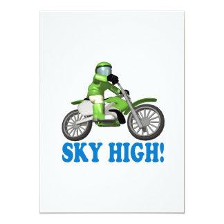 Sky High Card