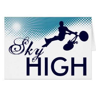 sky high cycles card