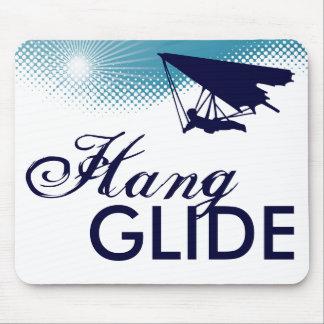 sky high hang glide mouse pad