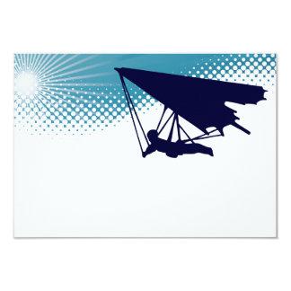 sky high hang glider custom announcements
