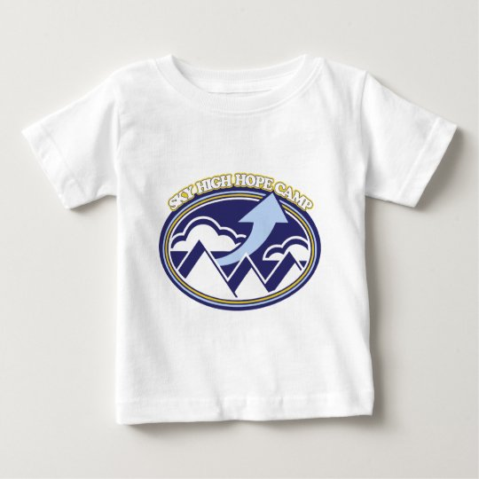 Sky High Hope Camp Baby T-Shirt
