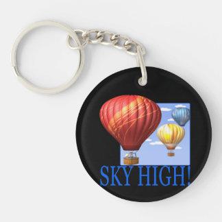 Sky High Keychain