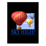 Sky High Postcard