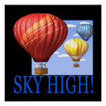 Sky High Print