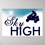 sky high quads poster